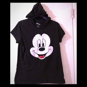 Mickey Mouse hooded tee